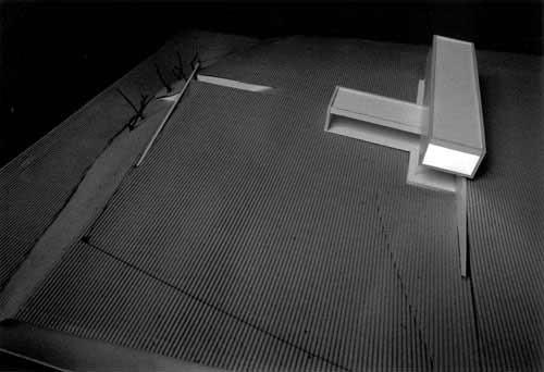 <p>© RUNSER / PRANTL architekten, Haus G., 3041 Grabensee, Niederösterreich, Österreich, 1994, Wohnhaus, Fotograf Pez Hejduk</p>