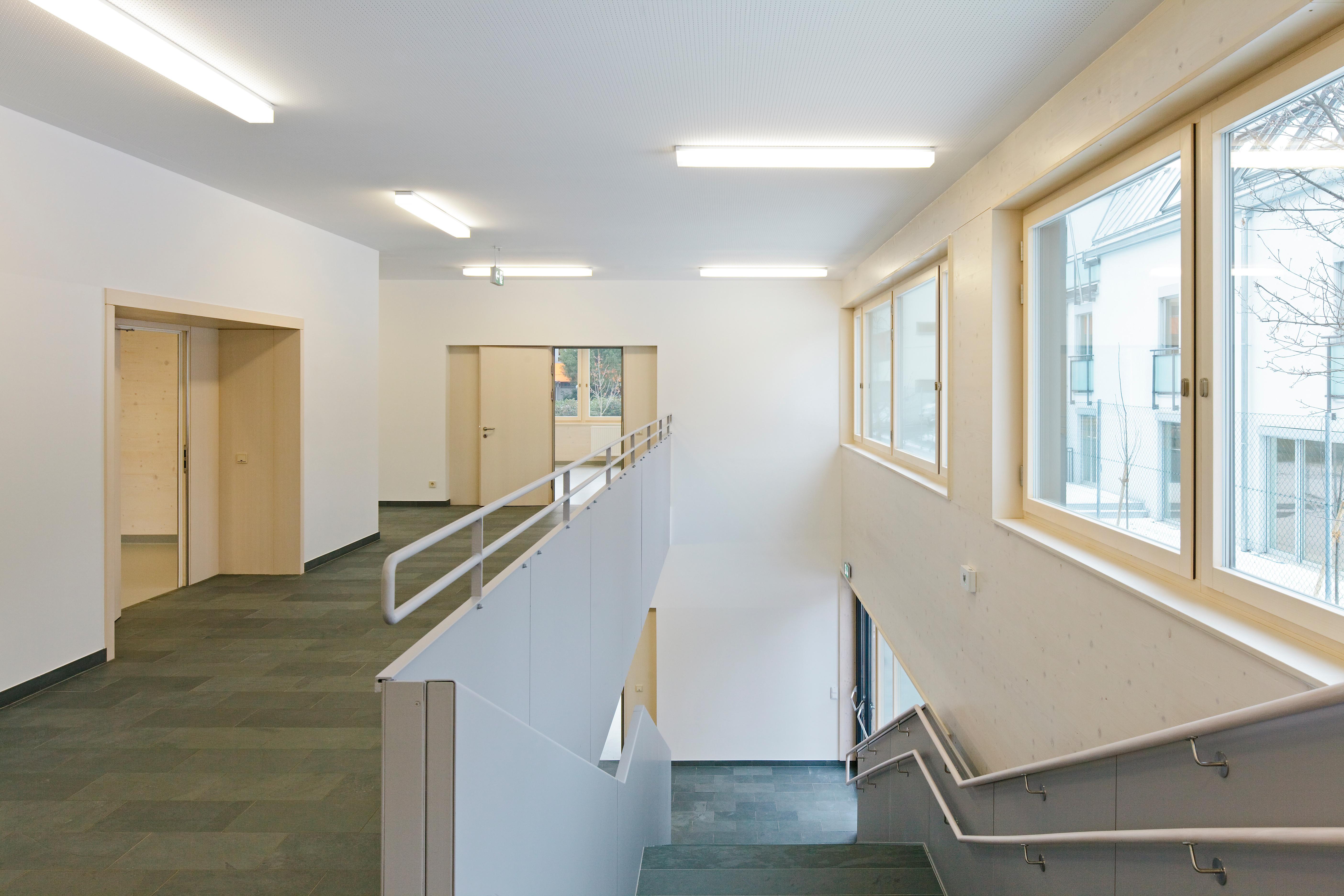 <p>© RUNSER / PRANTL architekten, Volksschule Mannagettagasse, 1190 Wien, Österreich, 2013, Schule, Fotograf Rupert Steiner</p>