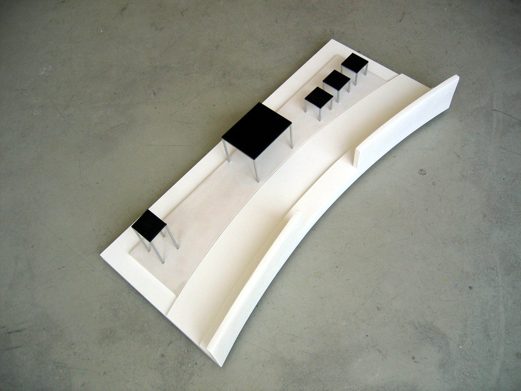 © RUNSER / PRANTL architekten, Altar, Kirche am Steinhof, Diözese Wien, 1140 Wien, Österreich, geladener Wettbewerb, 2006, Altar