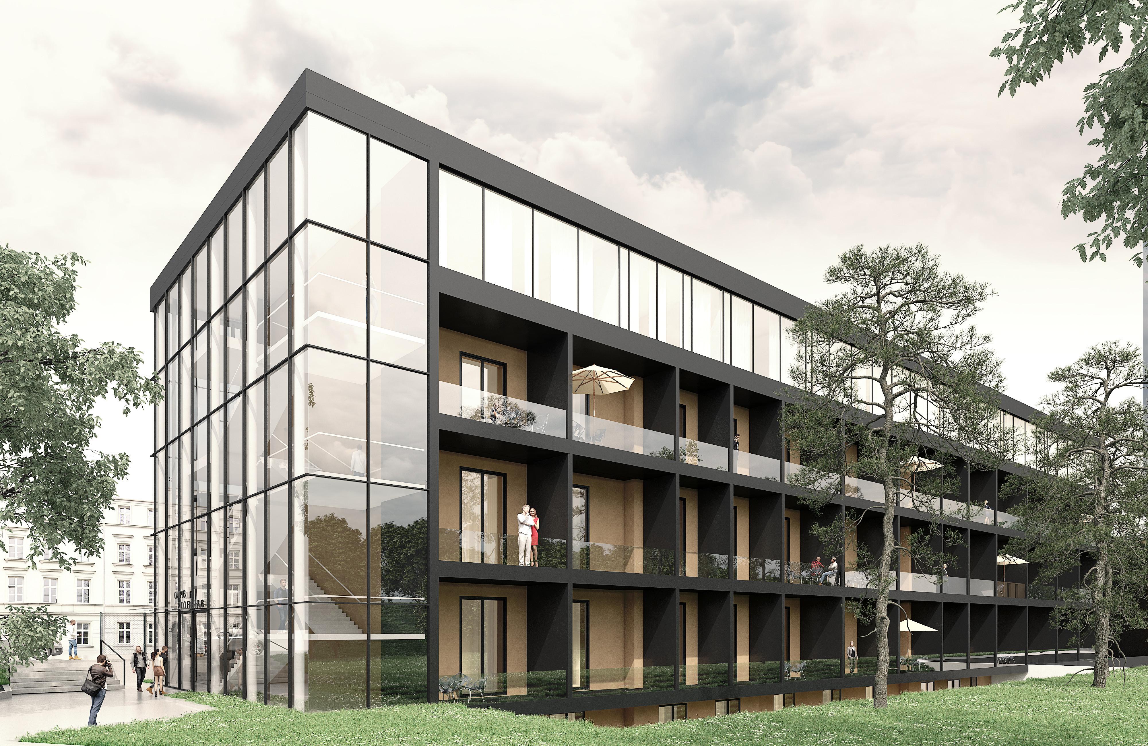© RUNSER / PRANTL architekten, Krankenhaus Rudolfinerhaus Adaptierung und Erweiterung, 1190 Wien, Österreich, geladener Wettbewerb, 2017, Spital, Krankenhaus, Schule